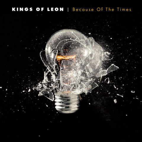 Kings Of Leon - Because Of The Times<br>Vinyl LP