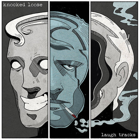 Knocked Loose - Laugh Tracks<br>Vinyl LP - Monkey Boy Records