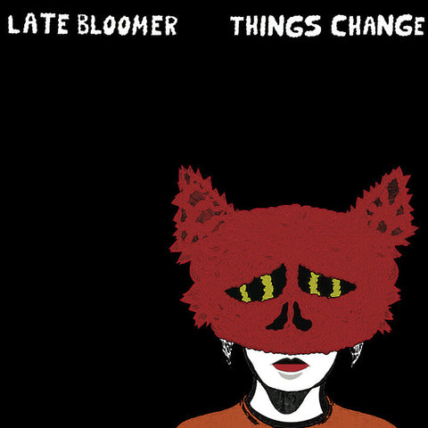 Late Bloomer - Things Change<br>Tape - Monkey Boy Records - 1