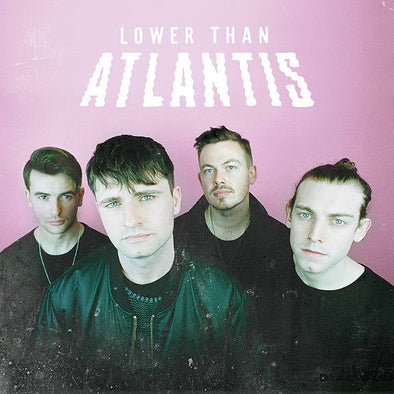 Lower Than Atlantis - Lower Than Atlantis<br>Vinyl LP - Monkey Boy Records