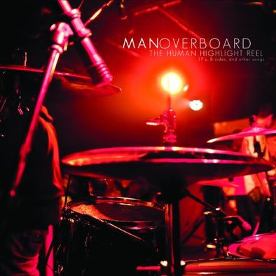 Man Overboard - The Human Highlight Reel<br>Vinyl LP