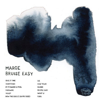 Marge - Bruise Easy<br>Vinyl LP - Monkey Boy Records