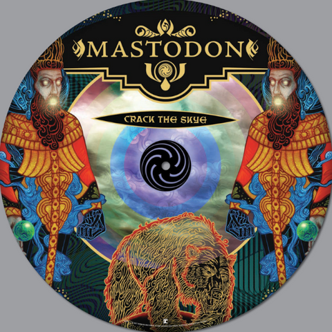 Mastodon - Crack The Skye<br>Vinyl LP