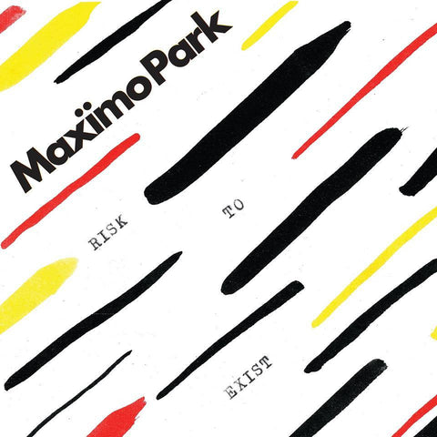 Maximo Park - Risk To Exist<br>Vinyl LP