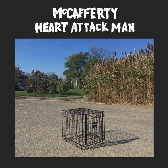 "McCafferty / Heart Attack Man<br>12"" Vinyl"