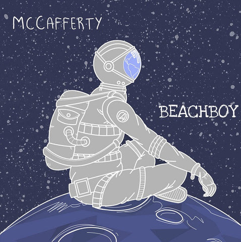 McCafferty - BeachBoy<br>Vinyl LP - Monkey Boy Records - 1