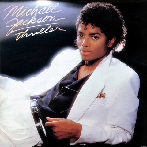 Michael Jackson - Thriller<br>Vinyl LP - Monkey Boy Records