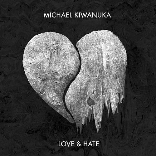 Michael Kiwanuka - Love & Hate<br>Vinyl LP - Monkey Boy Records