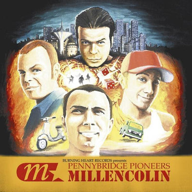 Millencolin - Pennybridge Pioneers<br>Vinyl LP