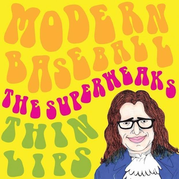 "Modern Baseball / The Superweaks / Thin Lips<br>7"" Vinyl"