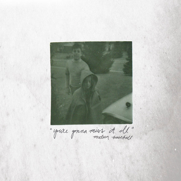 "Modern Baseball - You're Gonna Miss It All<br>12"" Vinyl"