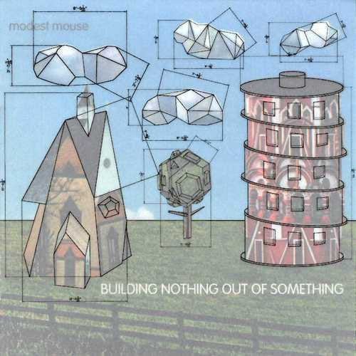 "Modest Mouse - Build Nothing Out Of Something<br>12"" Vinyl - Elsewhere"