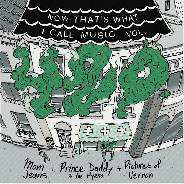 "Mom Jeans, Prince Daddy & The Hyena & Pictures Of Vernon - Now That's What I Call Music Vol. 420<br>10"" Vinyl"
