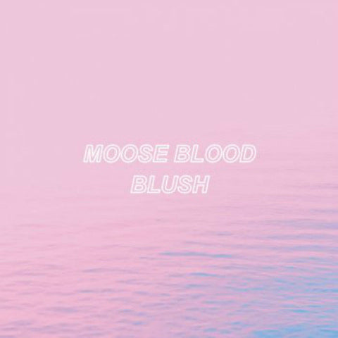 "Moose Blood - Blush<br>12"" Vinyl - Monkey Boy Records"