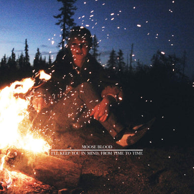 "Moose Blood - I'll Keep You In Mind From Time To Time<br>12"" Vinyl - Monkey Boy Records"