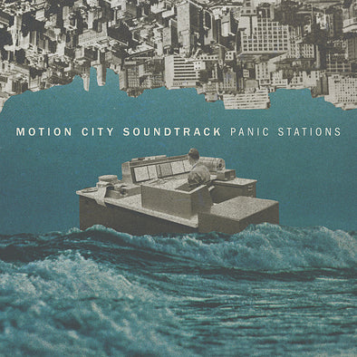 "Motion City Soundtrack - Panic Stations<br>12"" Vinyl Vinyl LP - Elsewhere"