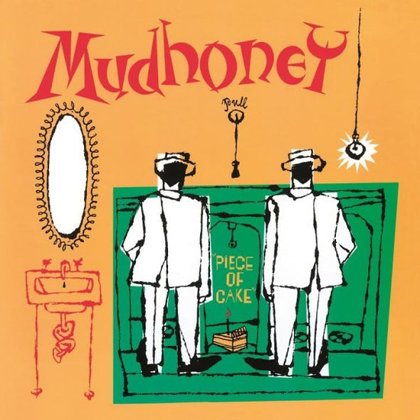 Mudhoney - Piece Of Cake<br>Vinyl LP
