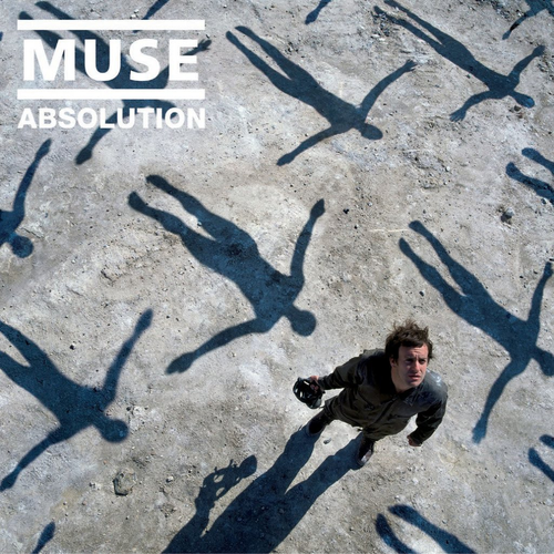 "Muse - Absolution<br>12"" Vinyl - Monkey Boy Records"