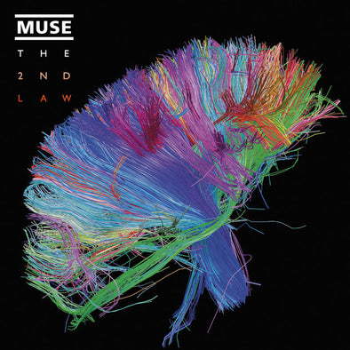 Muse - The 2nd Law<br>Vinyl LP