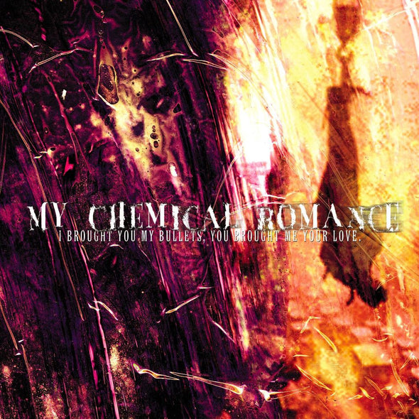 "My Chemical Romance - I Brought You My Bullets, You Brought Me Your Love<br>12"" Vinyl - Elsewhere"