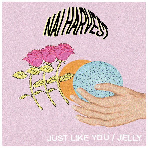 "Nai Harvest - Just Like You / Jelly<br>7"" Vinyl"
