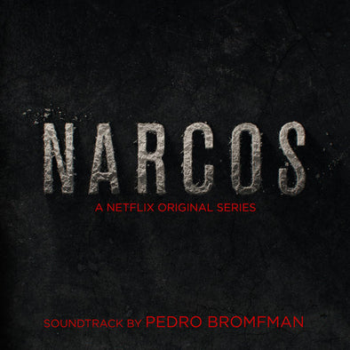 Narcos Original Soundtrack by Pedro Bromfman<br>Vinyl LP