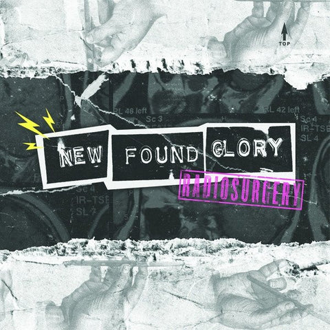 "New Found Glory - Radiosurgery<br>7"" Vinyl - Monkey Boy Records"