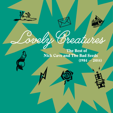 Nick Cave & The Bad Seeds - Lovely Creatures (Best of 1984 - 2014)<br>Vinyl LP