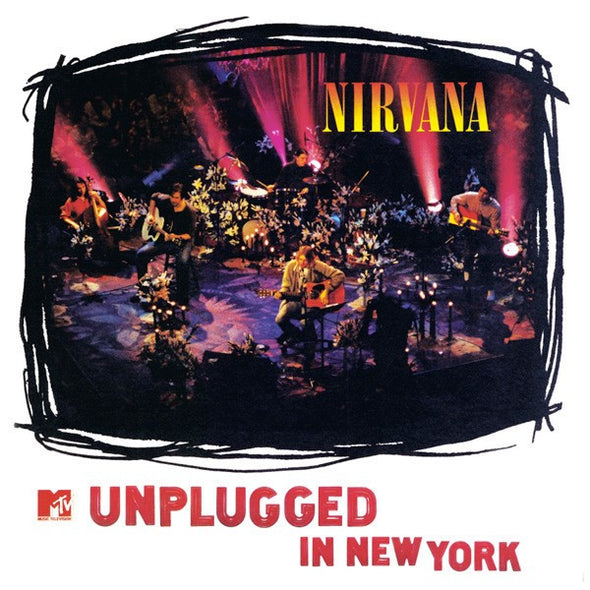 Nirvana - MTV Unplugged In New York<br>Vinyl LP