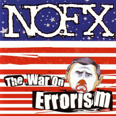 NOFX - War On Errorism<br>Vinyl LP - Monkey Boy Records