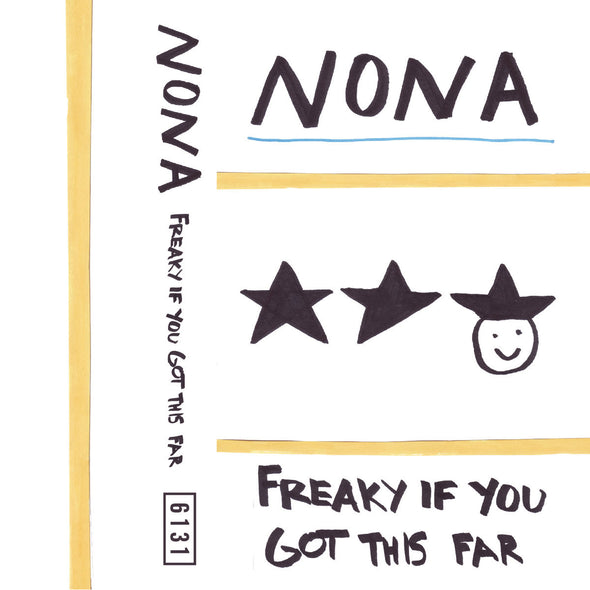 Nona - Freaky If You Got This Far<br>Tape - Monkey Boy Records - 1