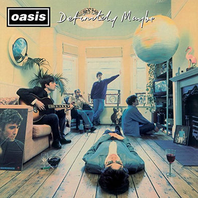 Oasis - Definitely Maybe<br>Vinyl LP