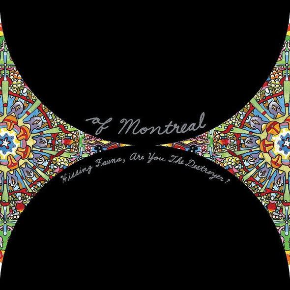 Of Montreal - Hissing Fauna, Are You The Destroyer?<br>Vinyl LP - Monkey Boy Records