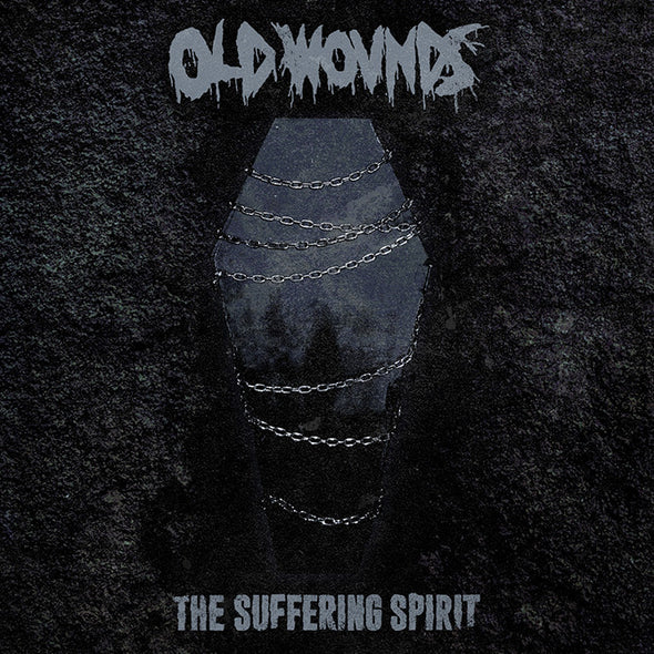 "Old Wounds - The Suffering Spirit<br>12"" Vinyl Vinyl LP - Elsewhere"