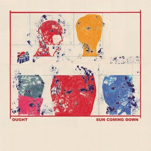 "Ought - Sun Coming Down<br>12"" Vinyl"