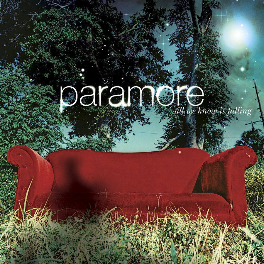 "Paramore - All We Know Is Falling<br>12"" Vinyl - Monkey Boy Records"