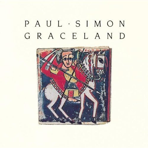 "Paul Simon - Graceland<br>12"" Vinyl Vinyl LP - Elsewhere"