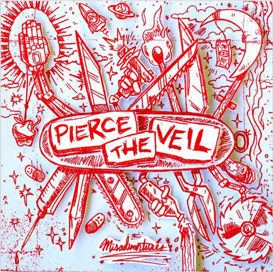 Pierce The Veil - Misadventures<br>Vinyl LP