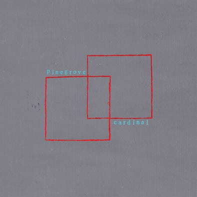 "Pinegrove - Cardinal<br>12"" Vinyl Vinyl LP - Elsewhere"