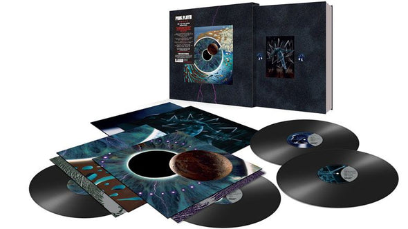 Pink Floyd - Pulse<br>Vinyl & Book Box Set