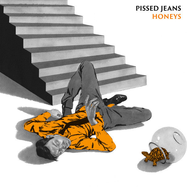 Pissed Jeans - Honeys<br>Vinyl LP - Monkey Boy Records