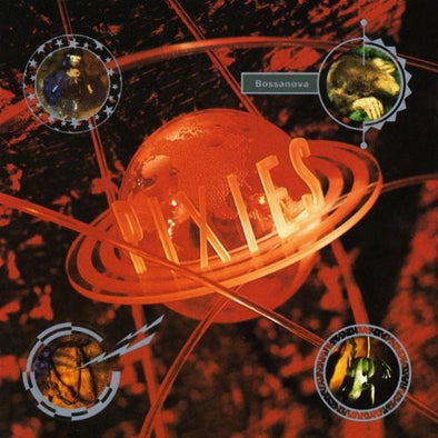 Pixies - Bossa Nova Vinyl LP - Elsewhere