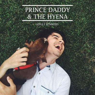"Prince Daddy & The Hyena - Adult Summers<br>7"" Vinyl"