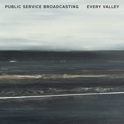 Public Service Broadcasting - Every Valley<br>Vinyl LP