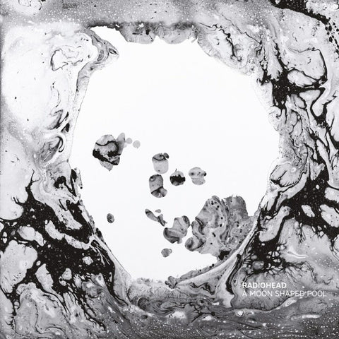 "Radiohead - A Moon Shaped Pool<br>12"" Vinyl - Monkey Boy Records"