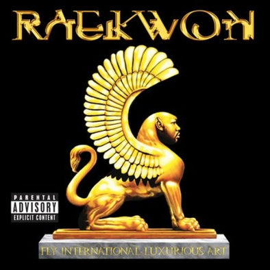 Raekwon - Fly International Luxurious Art<br>Vinyl LP