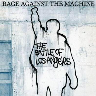 "Rage Against The Machine - Battle Of Los Angeles<br>12"" Vinyl"