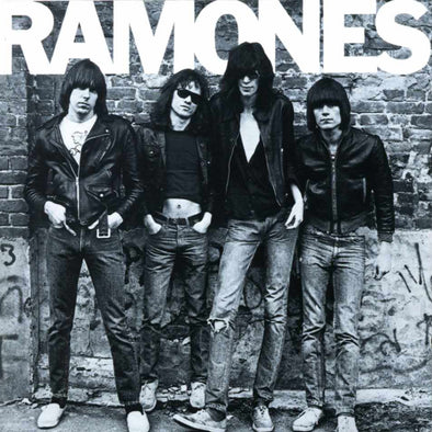 Ramones - Ramones<br>Vinyl LP - Monkey Boy Records