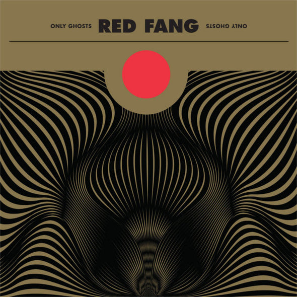 Red Fang - Only Ghosts<br>Vinyl LP - Monkey Boy Records