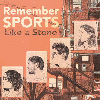 Remember Sports - Like A Stone